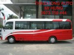 County, County, County  - Hyundai County 29 Chỗ Xe Tracomeco Limousine
