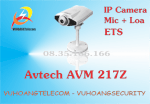 Camera Ip Của Avtech Avm 217Z, Avm217Z, Ip 217Z
