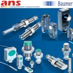 Baumer Thru-Beam Receiver  Baumer Series 67 Fiber Optic Amplifier Baumer Vietnam