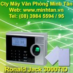 0917321606 Ban May Cham Cong Ronald Jack 8000C Gia Re Hom Nay