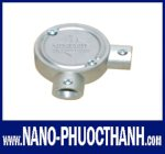 Junction Screw Box With Cover - 2 Way Angle/ Hộp Nối Ống Emt 2 Ngã Vuông- Ms Lan 0906759869