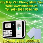 0917416009 Access Control Fingerprint Time Recorder Machine 5000A