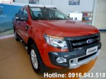 Ford » Ranger » 2013, Xe Ford Ranger Wildtrak At 4X2 2013,