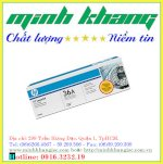 Khuyến Mãi Lớn Tại Cty Minh Khang (Call: 08.6266.4567), Các Loại Máy Photocopy, Máy In, Mực Photocopy, Mực In: Mực In Hp Cartridge 36A, Mực Hp 36A: Mực Máy In Hp Laserjet P1505 , Hp Laserjet M1522, Hp