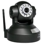 Ip Camera Wireless Quan Sát Qua Internet 24/24, Ip Camera Thẻ Nhớ Plug And Play