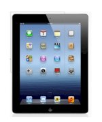 Apple The New Ipad (Ipad 3/ Ipad 2012) (Apple A5X 1.0Ghz, 1Gb Ram, 16Gb Flash Driver, 9.7 Inch, Ios 5) Wifi Model - Black