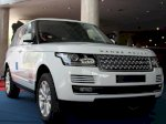 Land Rover Range Rover | Range Rover Supercharged 2013 | Land Rover Viet Nam