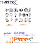 Đồng Hồ Tempress|Diaphragm Seals/ Chemical Seals|Flange Types Process|Ds/iso 2852/din 11887/ Din 11864-3Nks|3-A Approved Seals|Pitesco