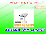 Camera Ip Full Hd Avtech Avm 417Zap/ip Avtech Avm 417Zap