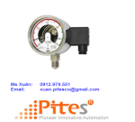 Đồng Hồ Đo Nhiệt Wise Temperature Measurement Bimetal Thermometers Pitesco