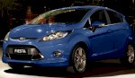 Xe Ford Fiesta 1.6 At 5 Cửa 2013