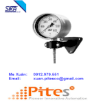 Đồng Hồ Đo Nhiệt Ga Sika|Precision Dial Thermometer Gas Filled|Sika Vn|Pitesco