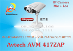 Camera Avn 815Ez, Camera Avm417Z, Camera Avm311