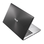 Asus P450Ldv-Wo193D Gray Intel Core I5-4210U 1.7Ghz, 4Gb Ram, Vga 2Gb