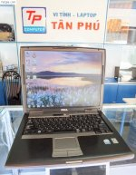 Laptop Dell Latitude D530 Core 2 Duo Ram 1Gb Hdd 60Gb
