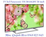 Panasonic Th-50As620V| Tivi Led Panasonic Th-50As620V 50 Inch, Full Hd, 100Hz