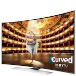 "Tivi Led Ultra Hd 4K Samsung 78"" 78Hu9000 Smart 3D"