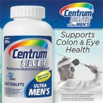 Centrum® Silver® Ultra Men's 50+ 250 Viên