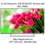 Tv Led Panasonic Th-50As620V 50 Inch, Full Hd, 100Hz Giá Tốt