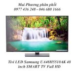 Tivi Led Samsung Ua48H5510Ak 48 Inch Smart Tv Full Hd
