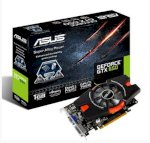 Asus Gtx650-E-1Gd5 (Nvidia Geforce Gtx 650, Ddr5 1Gb, 128Bits, Pci-E 3.0)