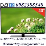 Tivi Led Samsung Ua40H5303 40 Inch, Full Hd 100Hz