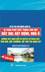 Luật Xây Dựng 2015-2016