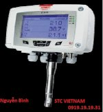 Humidity And Temperature Transmitters -Stc Vietnam - Th300-Pbn/Sth-Ps100 -Th300