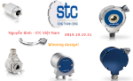 Encoder Xhi 861; Part Number: 750725-02 -Stc Việt Nam- Encoder Leine And Linde