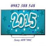 Mua Ngay Tivi Led Sony 40W700C 40 Inch, Full Hd, Smart Tv
