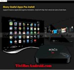 Ngắm Nhìn Chiếc Android Tv Box Mxiii Android 4.4.2 4K Tv Box