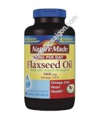 Omega 3 6 9 Flaxseed Oil Nature Made 300 Viên