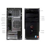Dell Vostro 3902Mt Core I7-4790 3.6Ghz, Ram 4Gb Ddr3, Hdd 500Gb, Vga 1Gb
