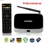 Giới Thiệu Android Tv Box Cs918 Quad Core Android 4.4 Smart Tv Box