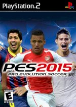 Bán Đĩa Game Pes 2015 (Ps2)-Pro Evolution Soccer 2015 (Ps2)