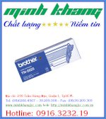 Mực In Brother Tn 2025, Mực Brother Tn 2025 Sử Dụng Cho Máy In Brother Hl-2040,