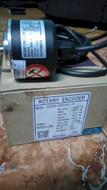 Incremental  Encoder  E50S8-2500-6-L-5 Autonics
