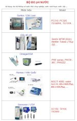 Bộ Ph Pc 310, Pc110, Pc 320, Phe Series, Phcn - 961, Phh222 , Tx, .