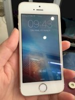 Iphone 5S 16Gb Gold Quốc Tế