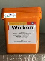 Cung Cấp Nguyên Liệu Wirkon (Potassium Monopersulfate Compound)