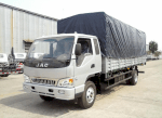 Xe Tải Jac Hfc1047K-D800 2.4T Chassis (2012)