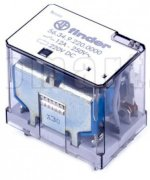 Rờ Le Finder Relay 220Vdc 12A