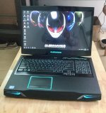 Alienware M17Xr3~Gaming,nvidia Geforce Gtx 580M,chuyên Game.game