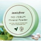 Phấn phủ Innisfree No Sebum Mineral Powder