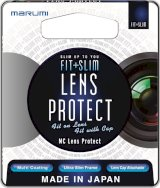 Kính lọc (Filter) Marumi Fit + Slim MC Lens Protect 52mm