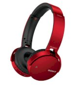 Tai nghe Bluetooth Sony MDR-XB650BT Red