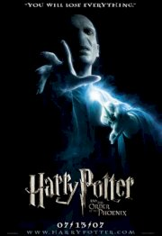 Harry Potter 5: Harry Potter and The Order Of The Phoenix