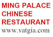 MING PALACE CHINESE RESTAURANT