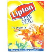 Chè Lipton Ice tea chanh (22x18g)