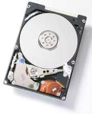Hitachi 80GB - 5400rpm 8MB Cache - IDE - 2.5inch for Notebook